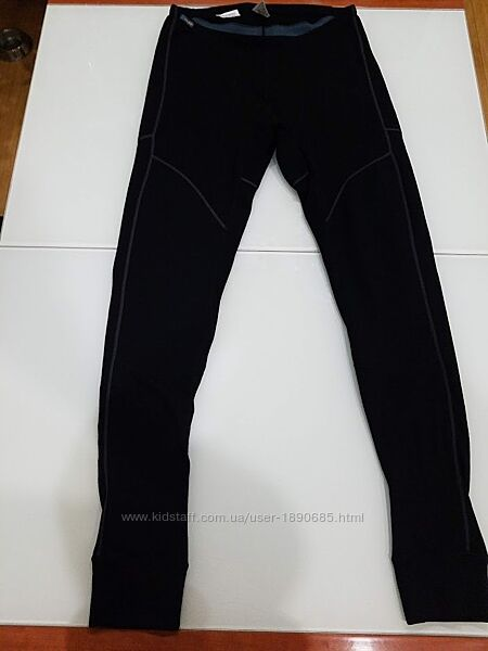 Термобелье штани Odlo оригинал Италия флис коттон Новая коллекция