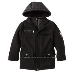 Зимняя куртка-жакет для мальчика Hemisphere Bibbed Hooded Jacket