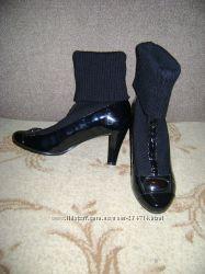 Новые ботинки-гетры