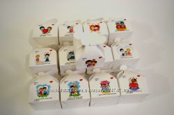Маленькие коробочки для свадьбы