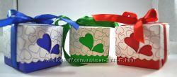 Милые коробочки для праздников в наличии