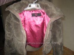 шубка-куртка для модницы