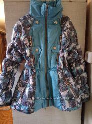 Куртка деми для девочки р. 122