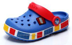 Кроксы лего