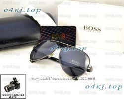 Мужские солнцезащитные очки Hugo Boss капли качество в наличии 3 вида sale
