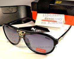 Мужские солнцезащитные очки Ferrari для настоящих ценителей наличие 2 вида
