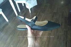 Туфли балетки слайды бренд