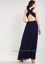 вечернее выпускное  коктейльное платье Young Couture Asos