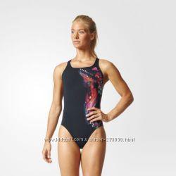 спортивный для плаванья бассейна Adidas купальник