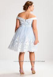 18р выпускное вечернее коктейльное платье Chi Chi