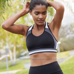 Спортивный топ лиф бра Marks & Spencer Infin8 для бега фитнеса
