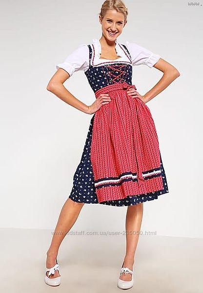 Традиционное баварское платье октоберфест Anna Field