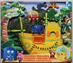 Игрушки Перекресток в джунглях