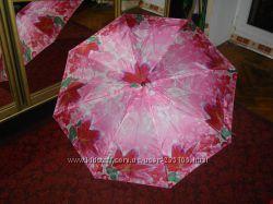Зонт, можно носить в сумке каждый день, не помешает.