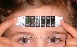 Детский термометр без ртути и без батарейки