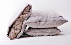 Подушки из льна  Эко продукция