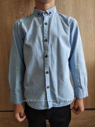 Кардиган, рубашки в школу некст и джордж