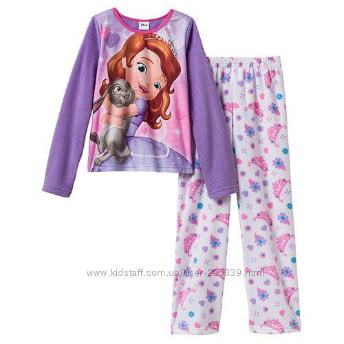 Красивейшая пижама Принцесса София Sofia the First на 5-6 лет