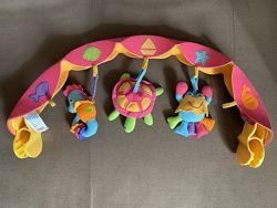 Суперская развивающая дуга с игрушками TINY LOVE, оригинал
