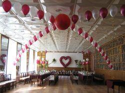 Гелиевые, воздушные шары Вам на праздник