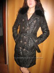 Пальто стеганное Burberry, в наличии