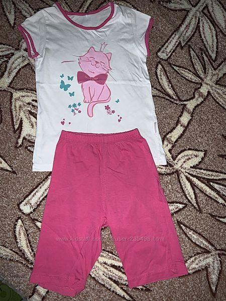 Пижамы Бемби для девочки
