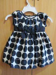 Красивое летнее платье на маленькую принцессу
