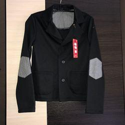 Трикотажная кофта пиджак для мальчика
