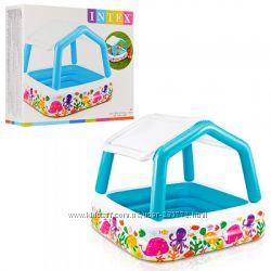 Детские надувные бассейны Intex. Большой выбор