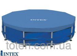 Тенты и подстилки к надувным изделиям Intex.