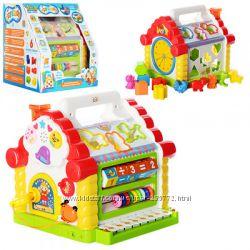 Развивающие интерактивные игрушки для детишек