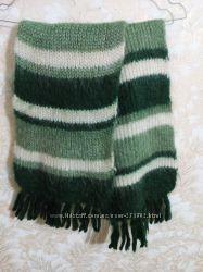 Ангоровый шарф
