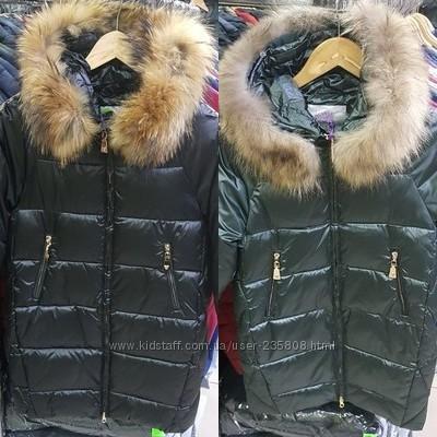куртка зимняя LUSIMING 140см 146см 152см 164см