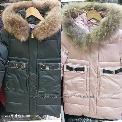 куртка зимняя LUSIMING  146см 152см 158см164см