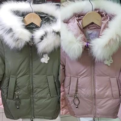 куртка зимняя LUSIMING 116см134см