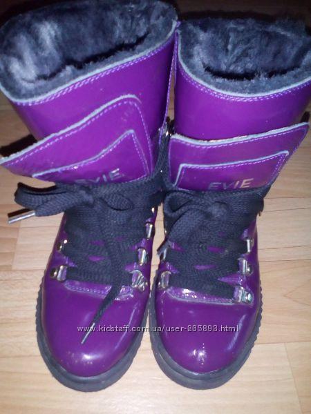 угги , сапоги evie зимние зима сапожки ботинки