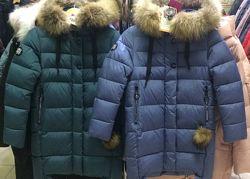 Пальто зимнее  KIKO  140см 146см 152см 158см 164см 170см