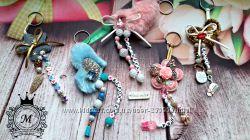 Именные брелки, брелок с именем на рюкзак, сумку, ключи