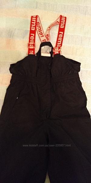 Комбинезон штаны Рейма черный, оригинал, в прекрасном состоянии, размер122