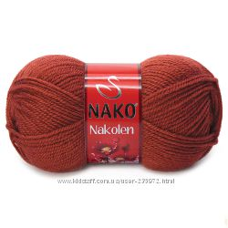 Nako Nakolen полушерсть