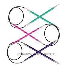 Спицы круговые Zing KnitPro