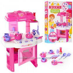 Детские игровые кухни для настоящих хозяек