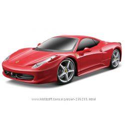 Классная Ferrari на радиоуправлении от Maisto