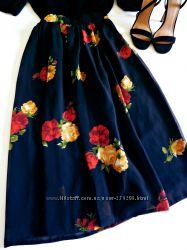 Бомбезная юбка от Зары из новой коллекции 2019