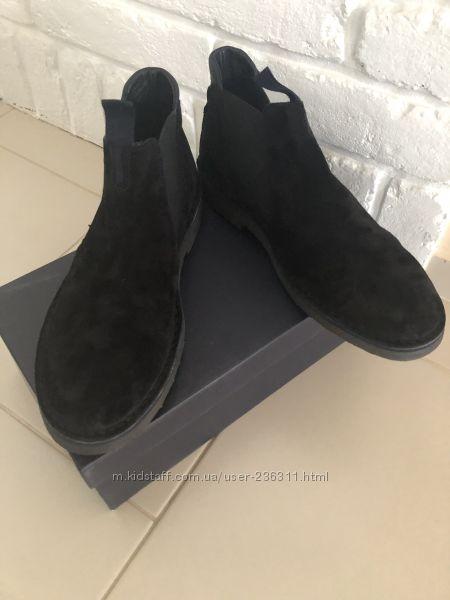 Чоловічі черевики 43, 44р. Giardini Італія