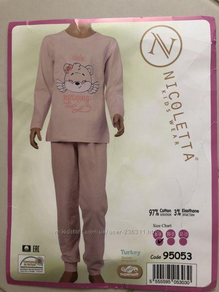 Пижама детская Nicoletta 128-134р