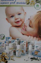 Итальянская косметика Cucciolo Baby для деток с первых дней жизни