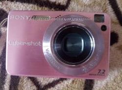 Фотоаппарат Sony CyberShot 7. 2 megapixels