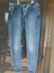 Стильные джинсы Слим Denimology Slim 32 р.