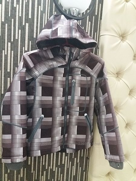 Демисезон Термо куртка  Okay. 140-146см